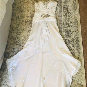Dresses & Skirts - Gorgeous White Formal Dress 🥂